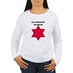 6TH INFANTRY DIVISION Women's Long Sleeve T-Shirt