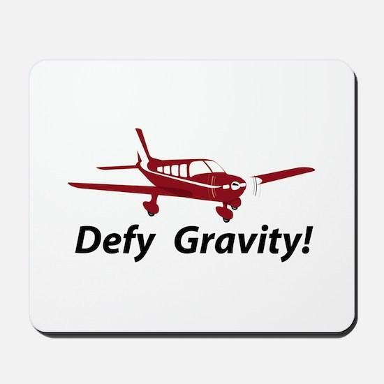 Defy Gravity Fixed Mousepad