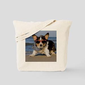 Beach Patrol Officer Tote Bag