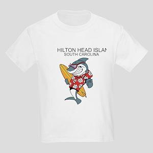 Hilton Head Island Kids Light T-Shirt