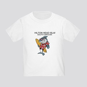 Hilton Head Island Toddler T-Shirt