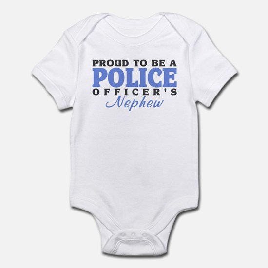 Officer's Nephew Infant Bodysuit
