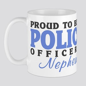 Officer's Nephew Mug