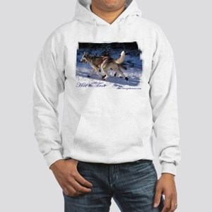 Hot To Trot Hooded Sweatshirt