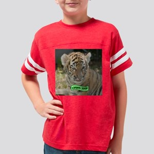 tiger grom 08 Youth Football Shirt