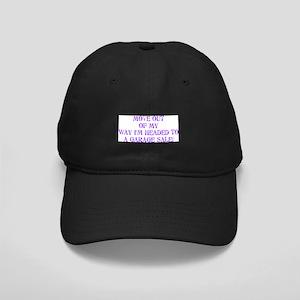 Garage Sale Black Cap