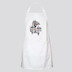 Cancer Sucks Tattoo  Apron