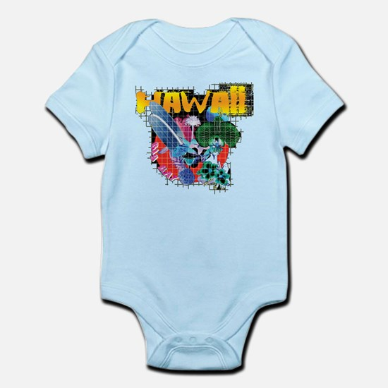 Hawaii Graphic Infant Bodysuit