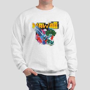 Hawaii Graphic Sweatshirt
