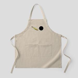 Corn + hole Apron