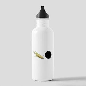 Corn + hole Water Bottle