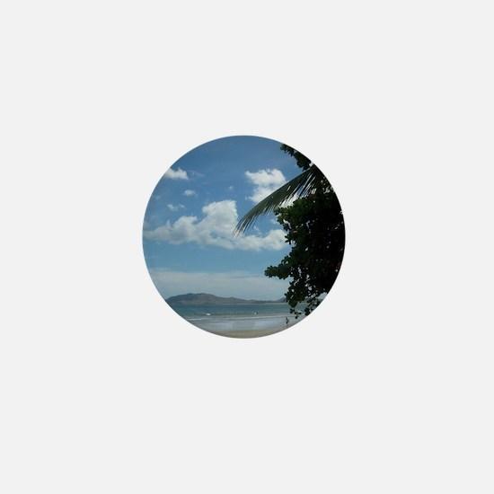 Tamarindo Beach Costa Rica Mini Button
