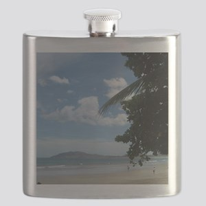Tamarindo Beach Costa Rica Flask