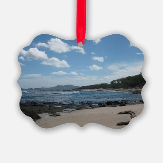 Tamarindo Beach Costa Rica Ornament