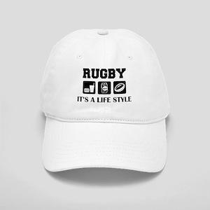 Food Beer Rugby Cap