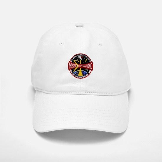 MSC: Mission Control Baseball Baseball Cap