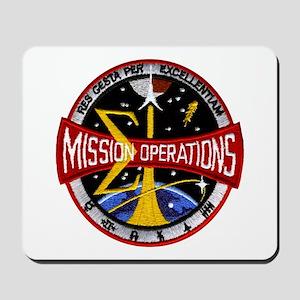 MSC: Mission Control Mousepad