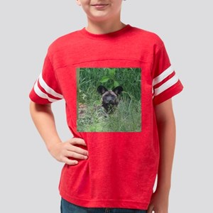 p pup 2 Youth Football Shirt