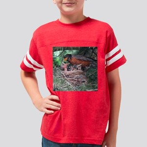 robin Youth Football Shirt
