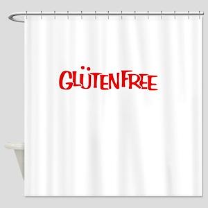 Gluten-Free Solidarity Shower Curtain
