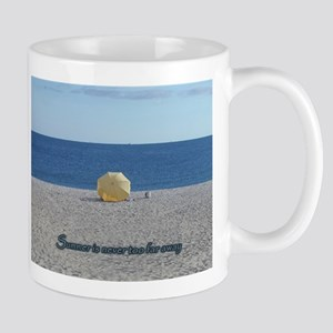 Summer is Never far away Mug