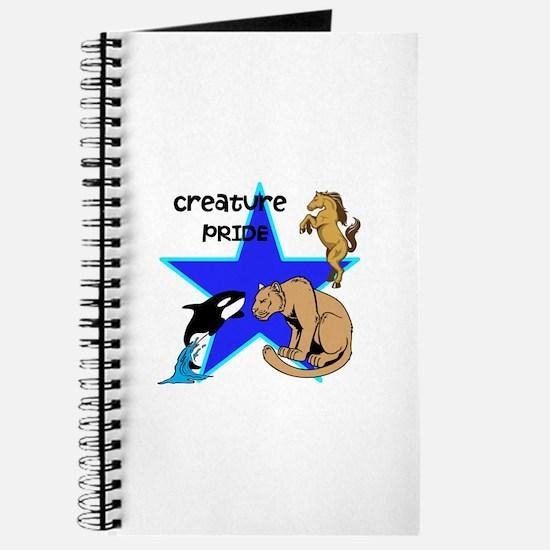 Creature PRIDE Journal