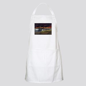 Prairie fires of the great west - 1872 Light Apron