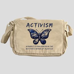 Activism Messenger Bag