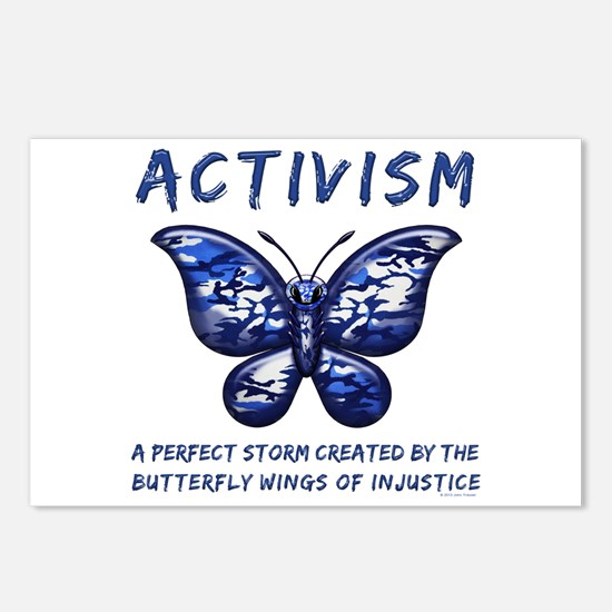 Activism Postcards (Package of 8)