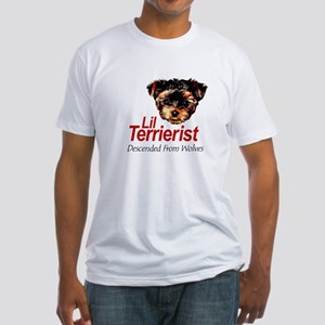 Descended from Wolves Fitted T-Shirt