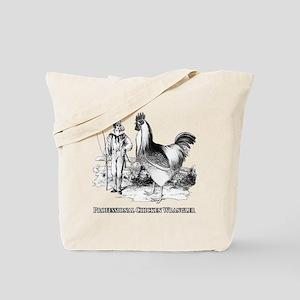 Chicken Wrangler Tote Bag