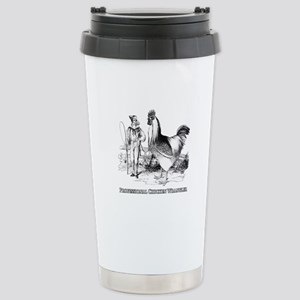 Chicken Wrangler Travel Mug
