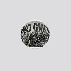 NO GMO - Children Mini Button