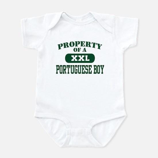 Property of a Portuguese Boy Infant Bodysuit