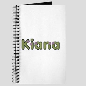 Kiana Spring Green Journal
