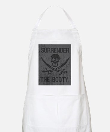Surrender the booty Apron