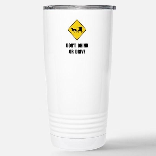 Amish Drink Drive Travel Mug