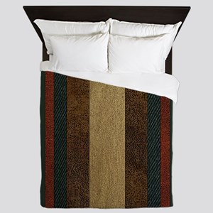 WESTERN PILLOW 37 Queen Duvet