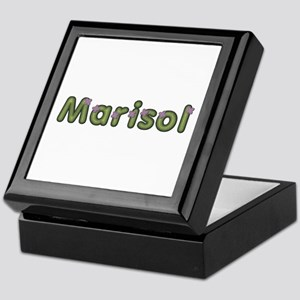 Marisol Spring Green Keepsake Box