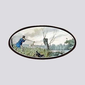 Wild duck shooting - 1846 Patch