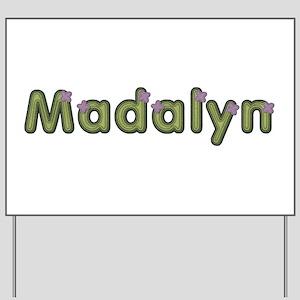 Madalyn Spring Green Yard Sign