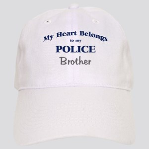 Police Heart: Brother Cap
