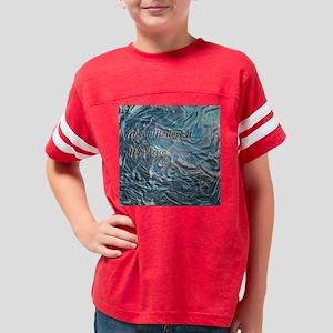 liquid metalpillow Youth Football Shirt