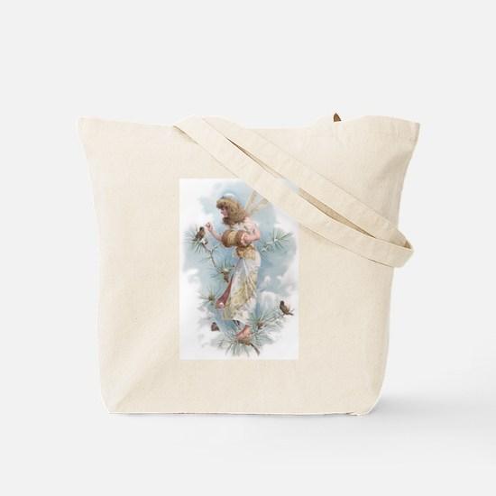 Summer/Winter Fairy Tote Bag