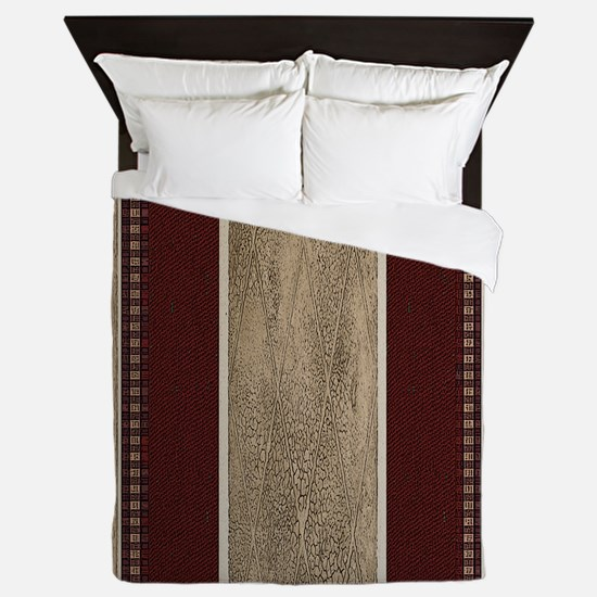 WESTERN PILLOW 40 Queen Duvet
