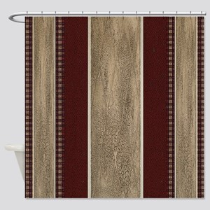 WESTERN PILLOW 40 Shower Curtain
