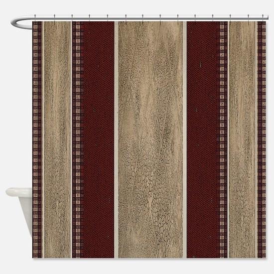 WESTERN PILLOW 40 Shower Curtain