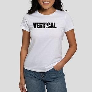 Vertical Black R22 Women's T-Shirt