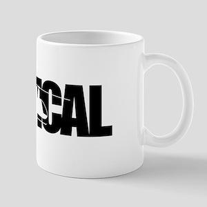 Vertical Black R22 Mug