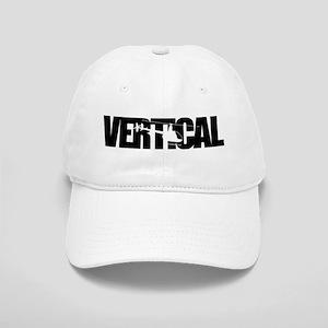 Vertical Black R22 Cap